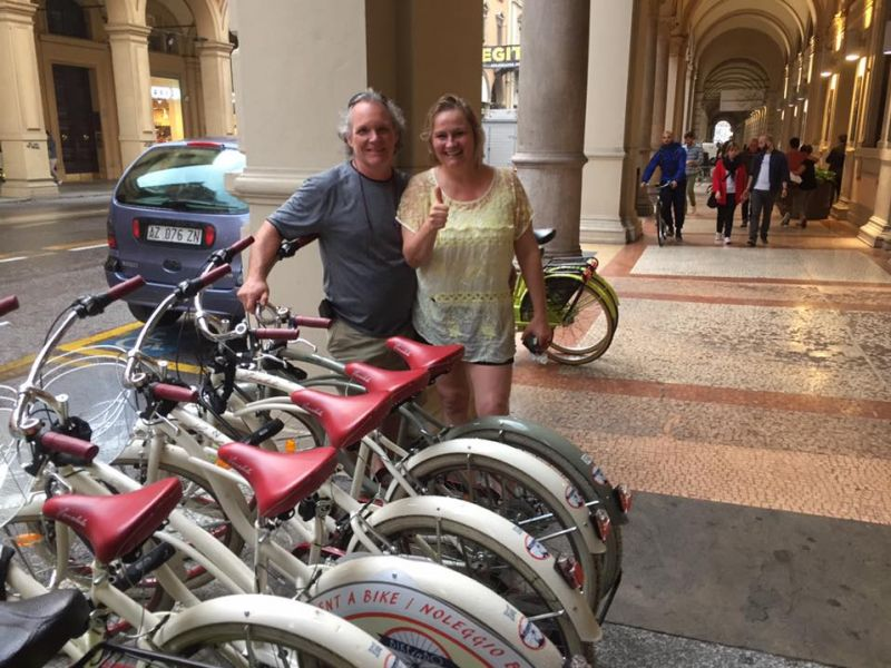 Bologna Bike Tour