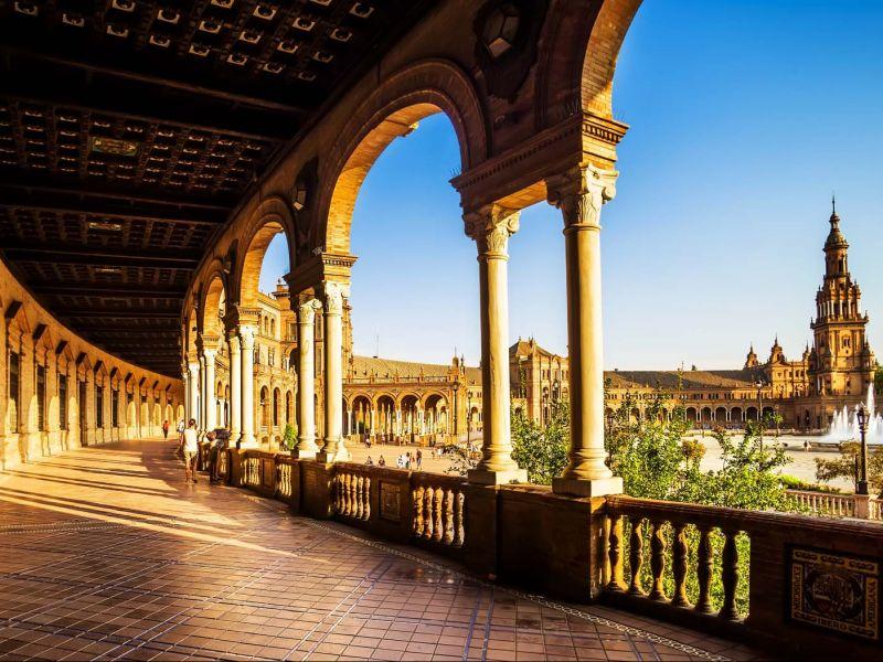 Seville Private Bike Tour