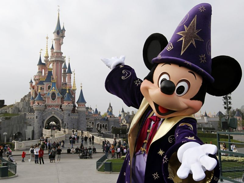 Online Entree Tickets + Transfers Disneyland Parijs