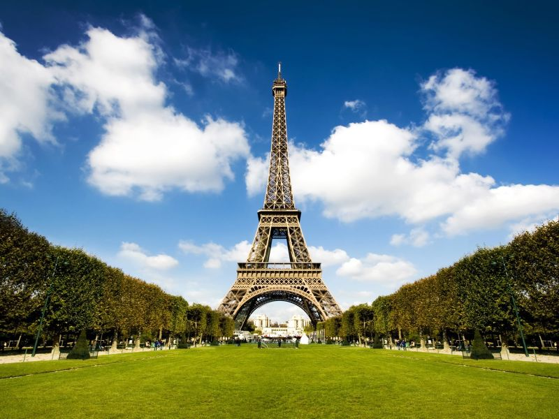 Eiffelturm, Seine Schiffstour & Panorama Busrundfahrt