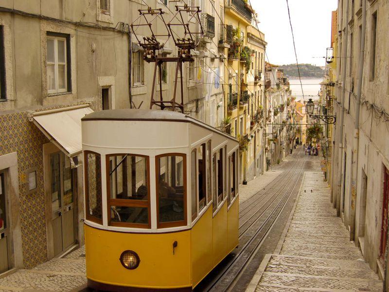 Lissabon Tram Tour