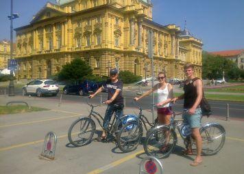 Zagreb Combi Fietstour