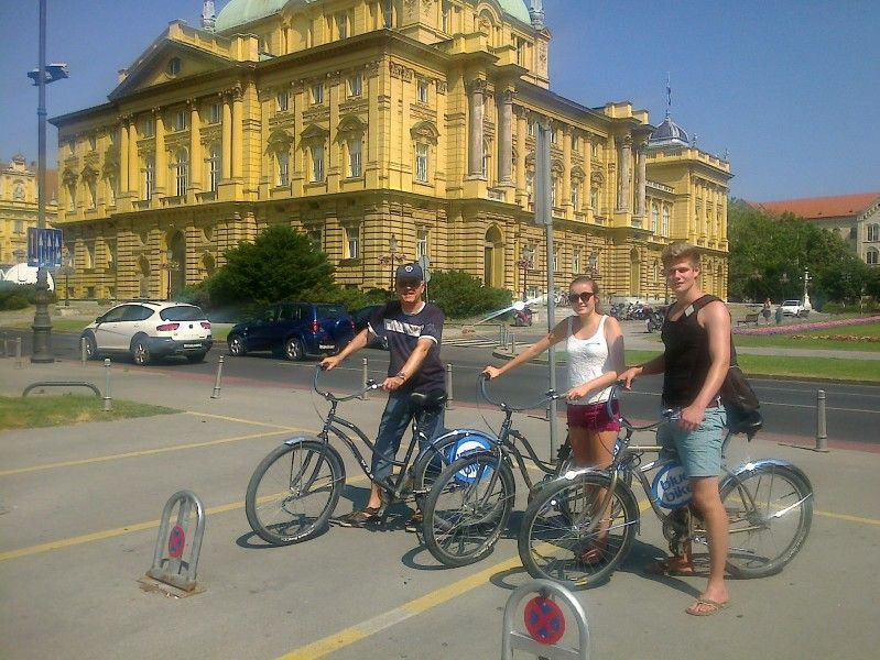 Zagreb Combo Tour