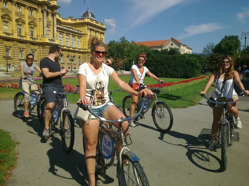 Zagreb Highlights Tour