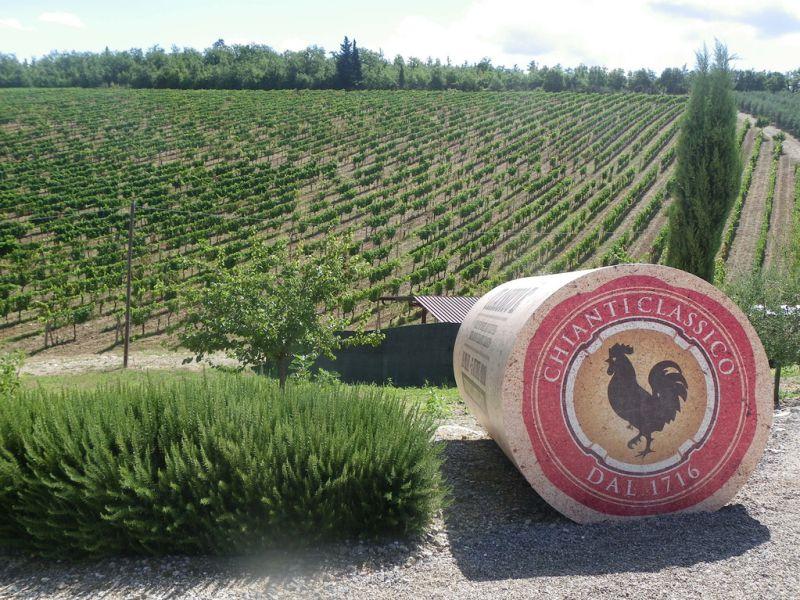 Tickets Chianti Classico Wijn Tour