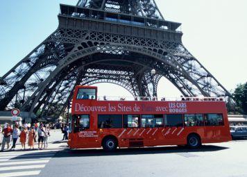 Tickets Parijs Hop on Hop off Bus