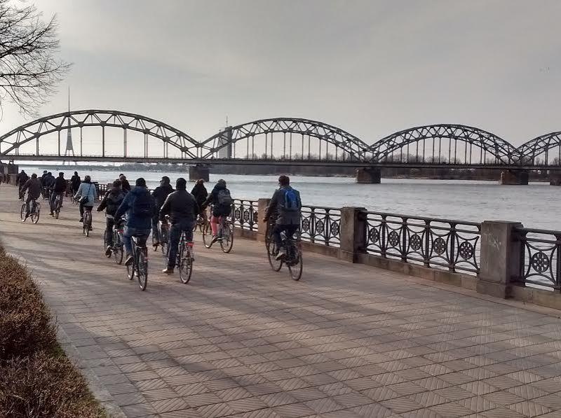 Riga Alternatieve Fietstocht