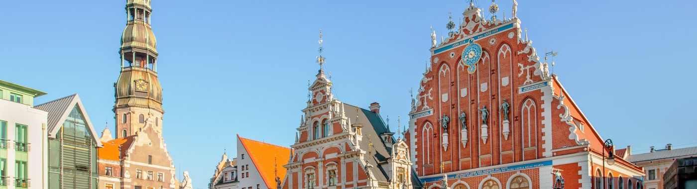 Fietsen in Riga
