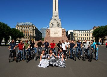 Riga Fietstour: de Highlights