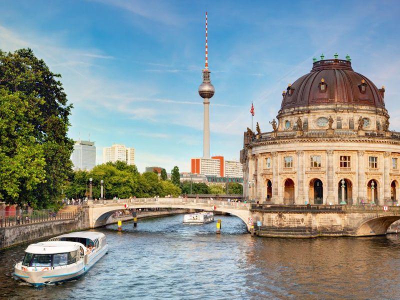 Online tickets Boottocht Berlijn