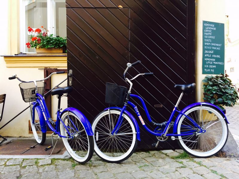 Bike Rental Prague