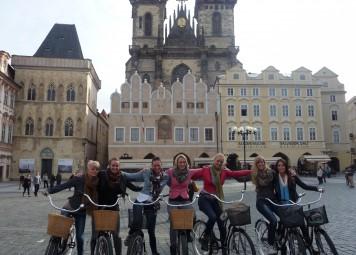 Praag Fietstour: de highlights