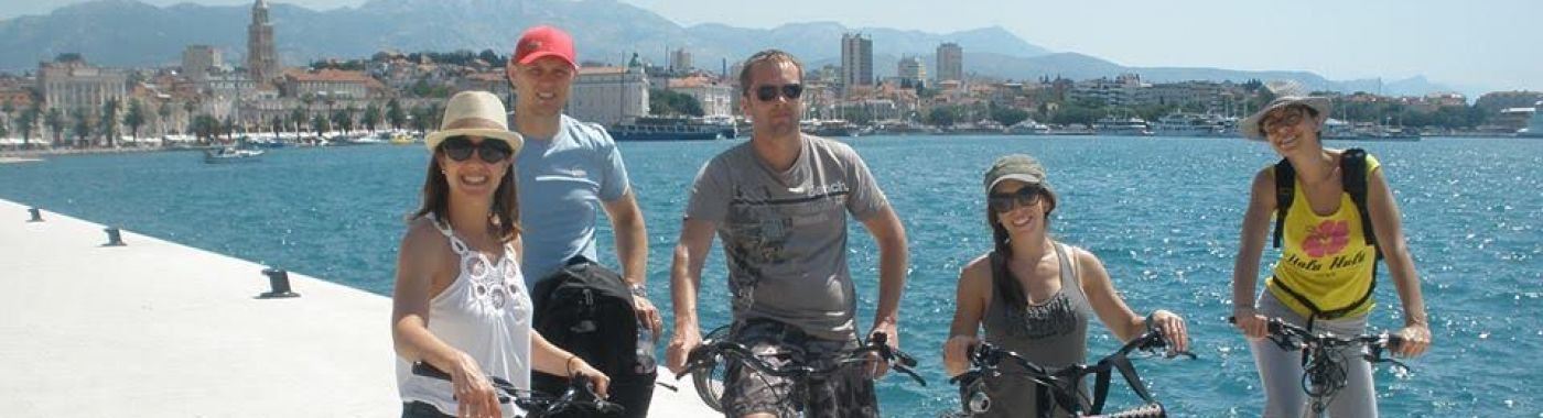 Cycling in Split