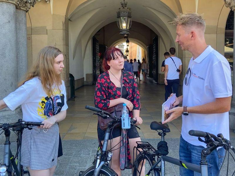 Studententour Krakau