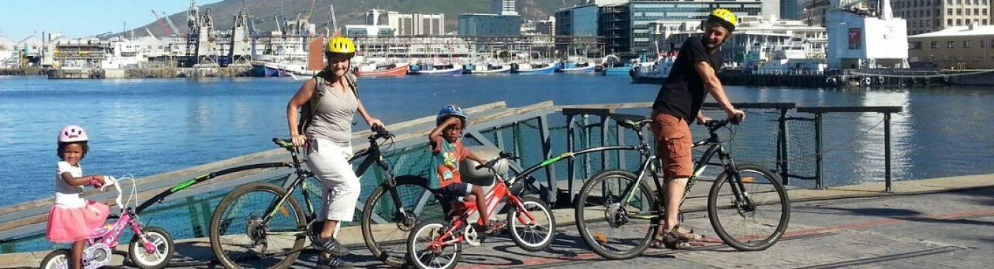 Fietsen huren in Kaapstad