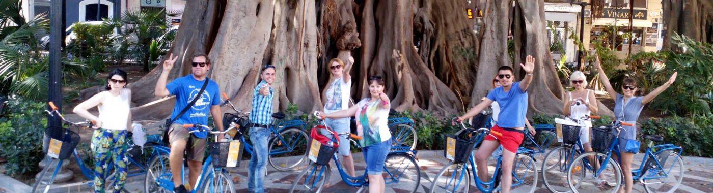 Fahrradtour Alicante
