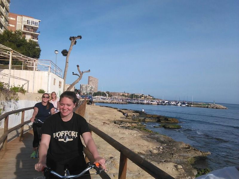 Alicante Beach Tour