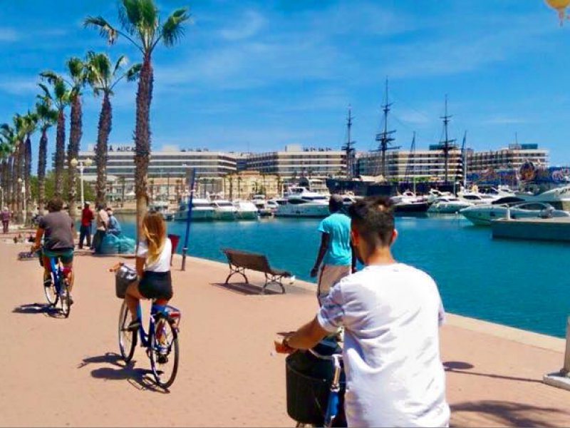 Alicante Fietstour: de Highlights