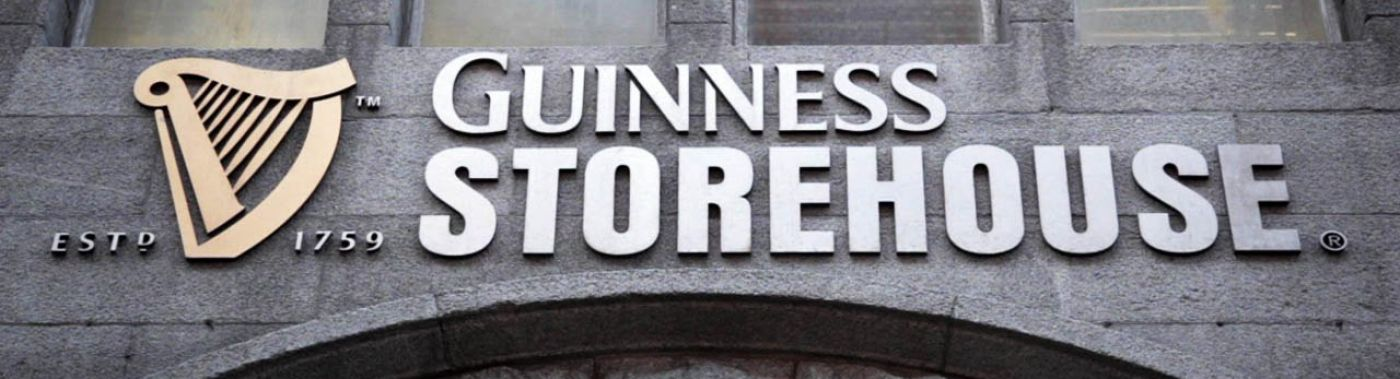 Tickets voor de Guinnes Storehouse