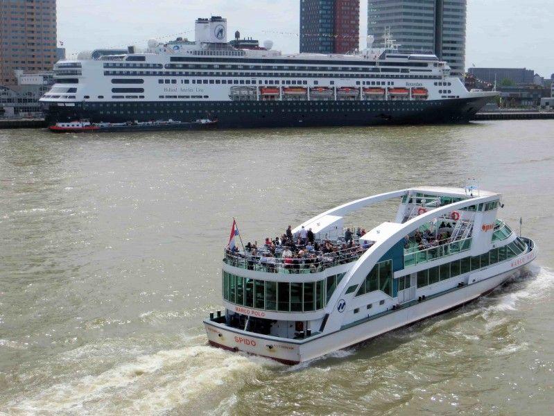 Hafenrundfahrt Rotterdam
