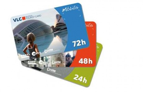 Bestel de Valencia Card online
