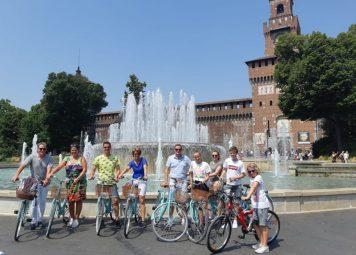 Milan Student Bike Tour
