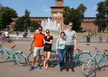 Milaan Studentenfietstour