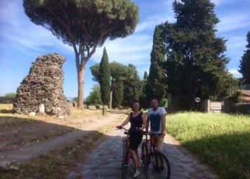 Rome Fietstour + Fietshuur
