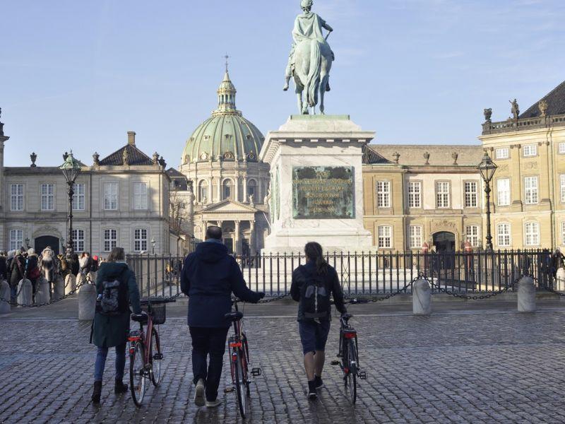Kopenhagen Fietstour: de Highlights