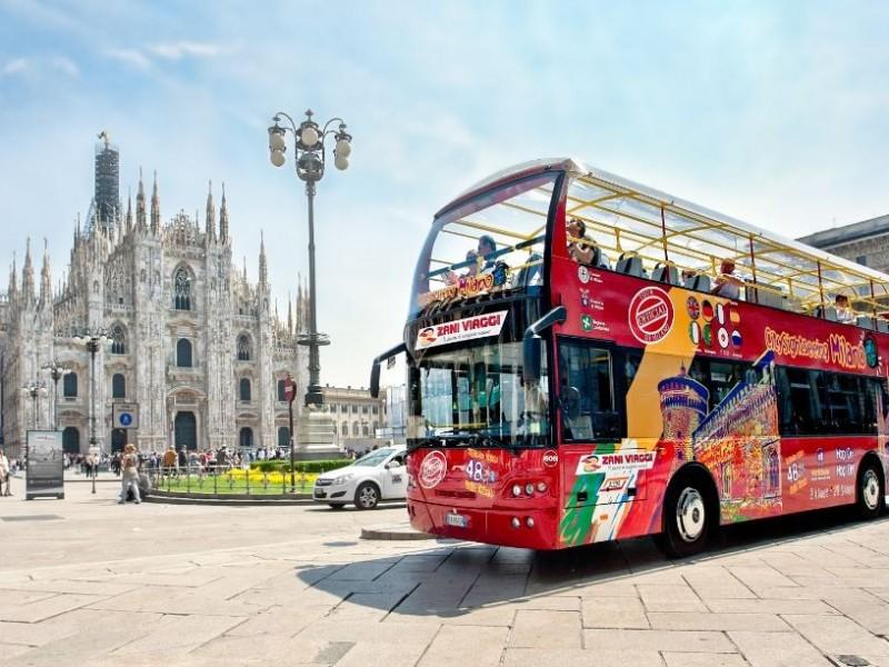 Koop de Milaan City Pass