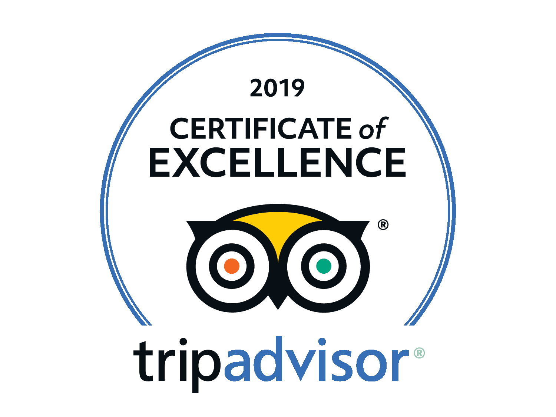 Tripadvisor Excellence 2016 Baja Bikes