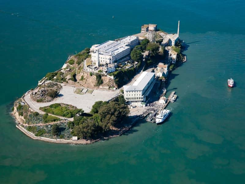 Tickets Alcatraz Eiland