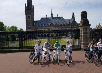 Den Haag Fietstocht met Privégids
