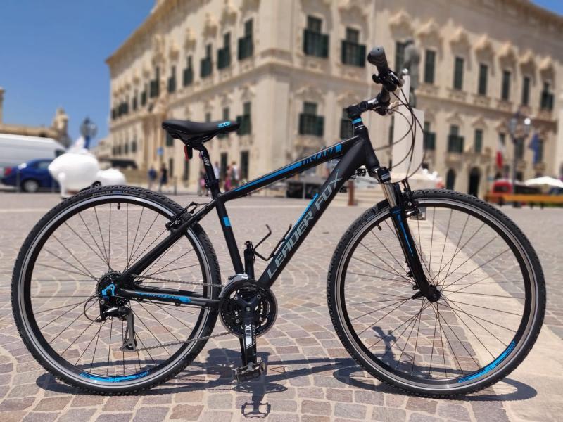 Fahrradverleih Malta