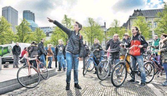Den Haag Fietstour: de Highlights