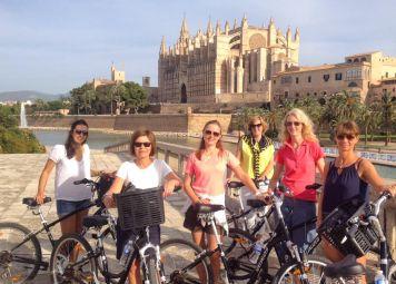 Palma de Mallorca Fietstour: Highlights