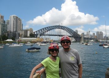 Sydney Harbour Bridge Excursie