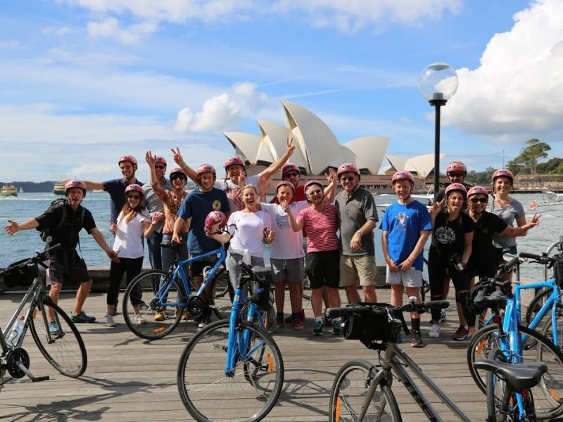 Sydney Fietstour: de highlights