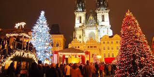 Praag Kerst Wandeltour