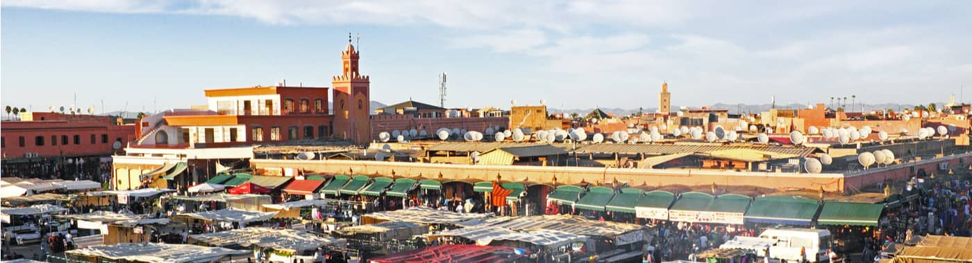 Fietsen in Marokko
