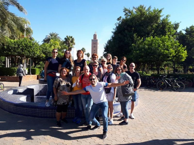 Marrakech Fietstour met Privégids