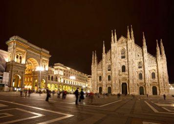 Milan at Night Bike Tour