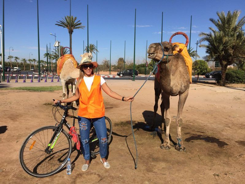 Marrakech Fietstour: de Highlights