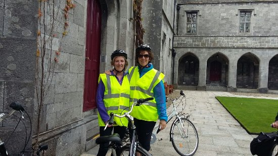Fahrradtour Galway Highlights