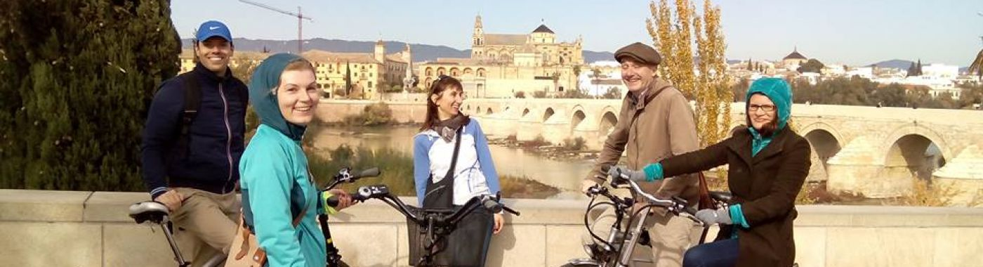 Cycling in Cordoba
