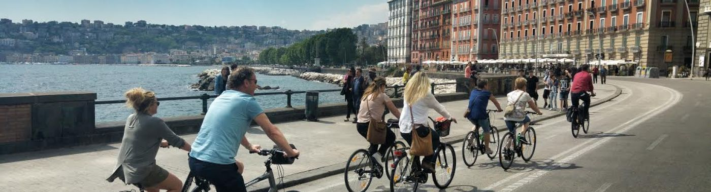 Cycling in Naples