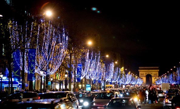 Paris Christmas Tour