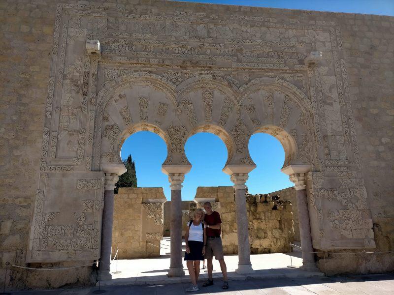 Cordoba Fietstocht Medina Azahara