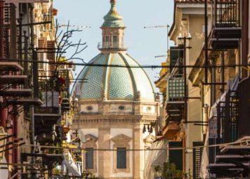 Palermo Prive Fietstour