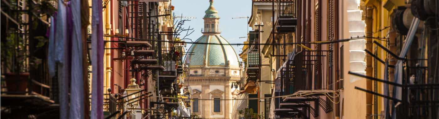Tours in Palermo